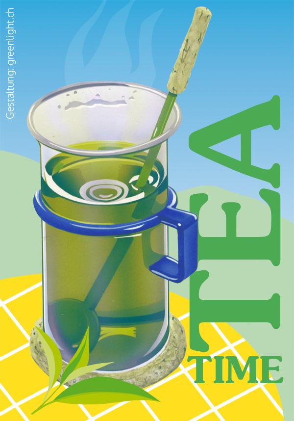 Bodum Tasse im Retro-Look von Greenlight Werbung